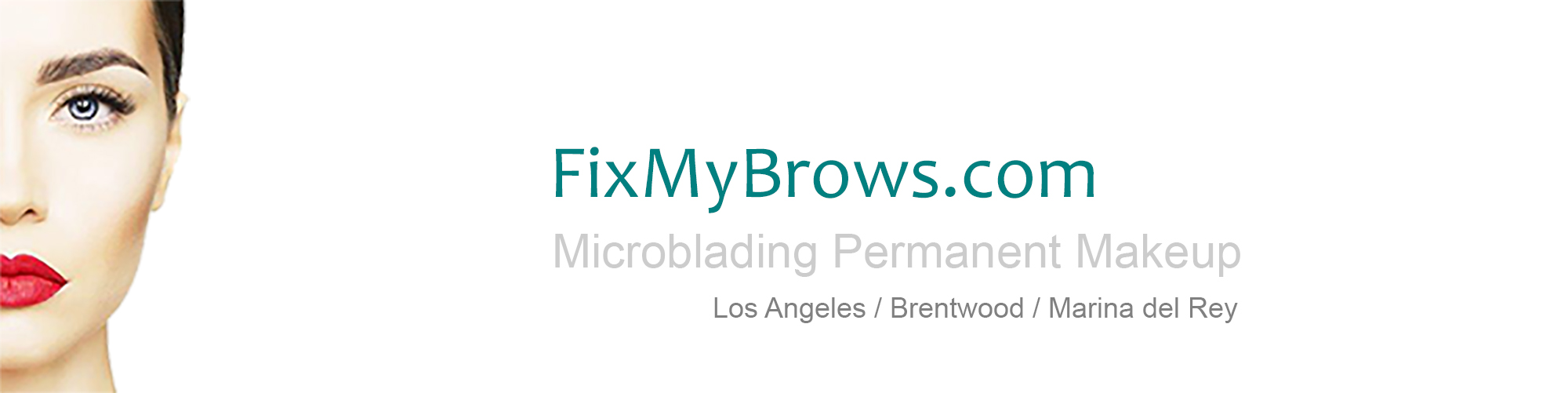 Fix My Brows logo