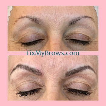 Brows Sonia Before_After